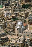 View of the town. Salt, Jordan