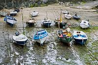 Portscatho Cornwall UK