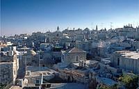 Old City of Jerusalem, Israel