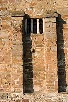 Santa Cristina de Lena pre-Romanesque church, Pola de Lena. Asturias, Spain