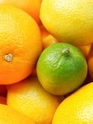 Lime, Lemons and Oranges