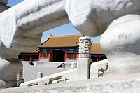Forbidden City. Beijing. China.