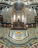 Interior View of Tomb of the Medici Family