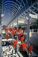 St. Louis Center mall, St, Louis, Missouri, USA.