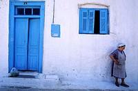 Greece, Saronic islands, Egine island