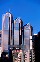 Japan, Honshu Island, Kanto region, Tokyo city, the business District of Shinjuku and the Shinjuku Park Tower