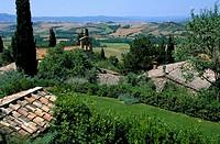 italy, tuscany, farm holiday