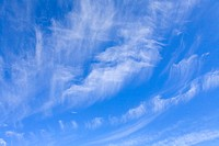 Feathery Cirrus Clouds
