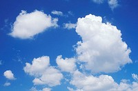 Close-up of clouds in the sky