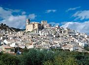 Moratalla. Castle. Murcia province. Spain.