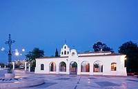 Sanctuary of Nuestra Señora de la Cinta, Huelva. Andalusia, Spain