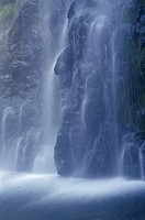 Fall Creek Falls, Umpqua National Forest, Oregon, USA