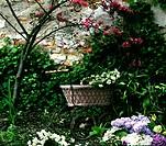 Old bassinet