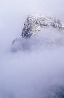 Mountain in Winter