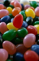 Close-up of jellybeans