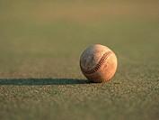 Ball of Hardball Baseball