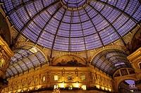 europe, italy, lombardia, milan, galleria vittorio emanuele