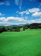 Travel, United Kingdom, England, Cumbria, Lake District, Landscape,