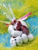 bag of Easter eggs