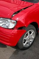 car body damage