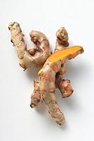 Turmeric roots