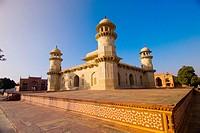 Tomb of Itimad_ud_Daulah (a.ka. the Baby Taj), Agra, Uttar Pradesh, India