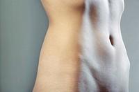 Woman´s torso