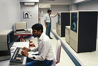banking on computers , india