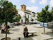 Albaicín quarter. City of Granada. Andalucia. Spain