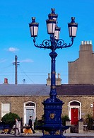 Dublin Details, Detail - 5 Lamps at, Fairview