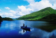 Co Galway, Kylemore Lough