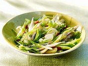 Bean salad with coconut Not available for exclusive usages