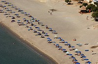 Crete, Plakias beach