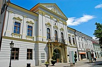 Slovakian, gallery, Komitat, House, Kosice, Slovakia, county, house,