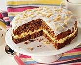 Pumpernickel cake