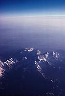 Travel, Switzerland, Bern, Alps, Aerial view,