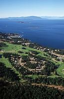 Fairwinds Golf Course, Schooner Cove - Georgia Straight, Vancouver Island, British Columbia, Canada