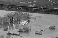 Red River Flood 1997, Winnipeg, Manitoba