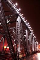 Guangzhou Pearl River, night