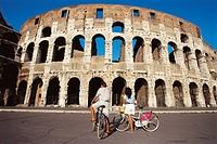 Colosseum, Rome. Italy