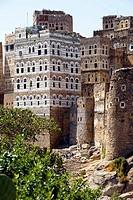 Al Hejra village, Yemen