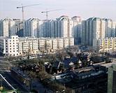 the mosque in Beijing city