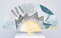 Illustration On A Fan