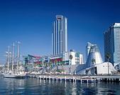 Osaka port bay area, Cosmo Tower, Osaka, Osaka, Japan