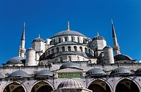 Blue Mosque,Istanbul,Turkey