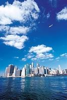 Views Of City,New York,USA
