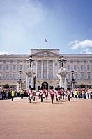 Buckingham Palace,London,England