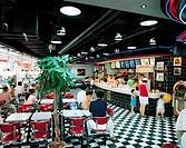 Fastfood Restaurant,Korea