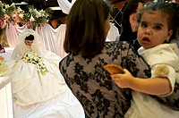 Wedding, Orthodox Jews, Jerusalem, Israel