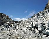 Quarry,Incheon,Korea